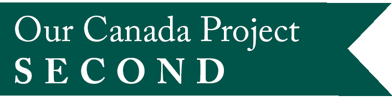 Award Banner - our canada second